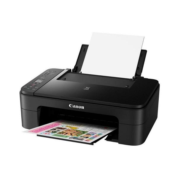 Canon pixma ts3150 negro impresora multifunción inalámbrica wifi con pantalla lcd