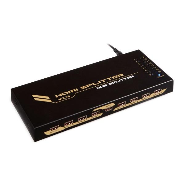 Fonestar fo-516 distribuidor hdmi de 16 salidas