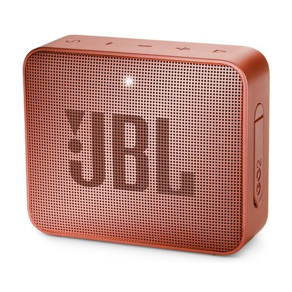 Jbl go2 cinnamon altavoz inalámbrico portátil 3w rms bluetooth aux micrófono manos libres impermeable ipx7