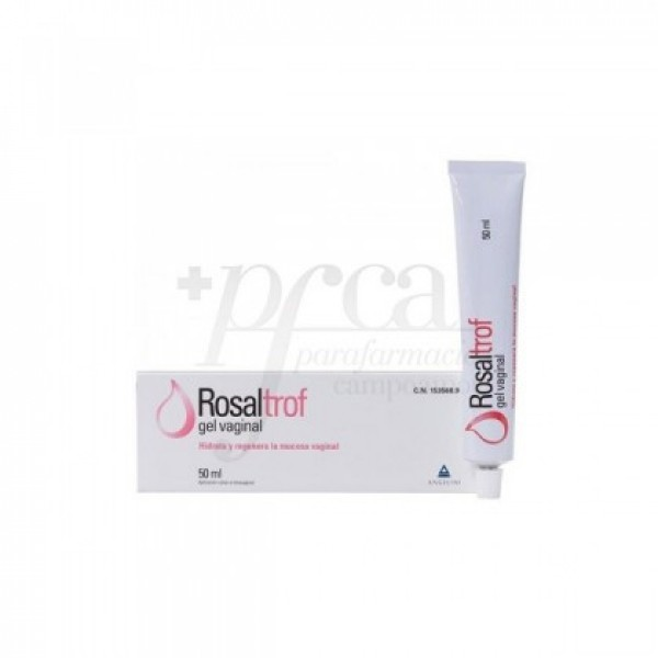 ROSALTROF GEL VAGINAL 50 ML.