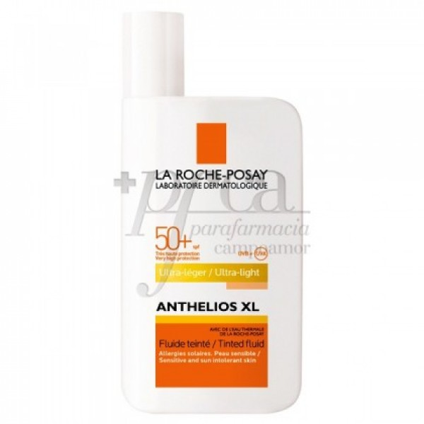 ANTHELIOS XL FLUIDO CON COLOR SPF50 50ML