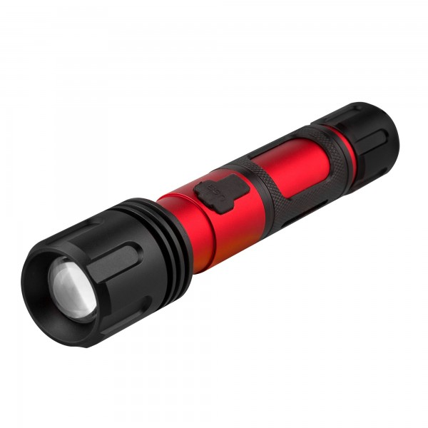 Linterna led tubular recargable pro 10w