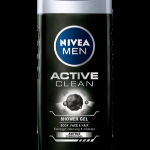 Nivea men gel de ducha active clean 500 ml