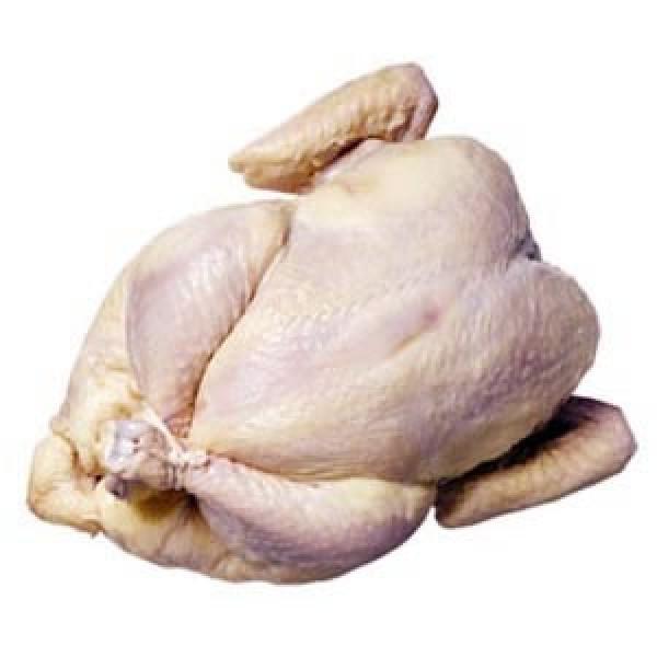 Medio pollo producción ecológica cat a (vacío 1,2 kg. aprox.)