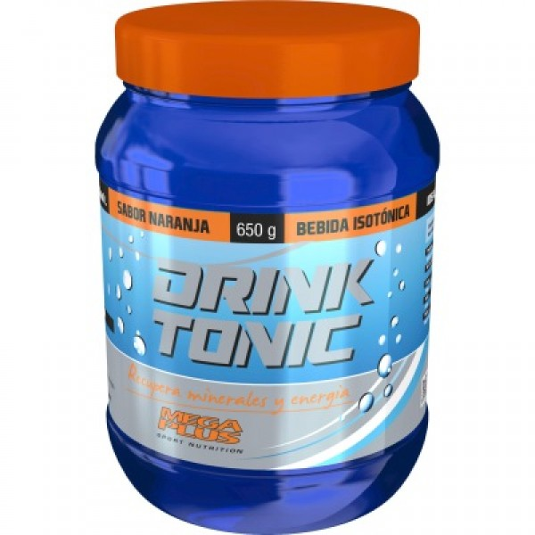 Drinktonic isotonica naranja 650 gr