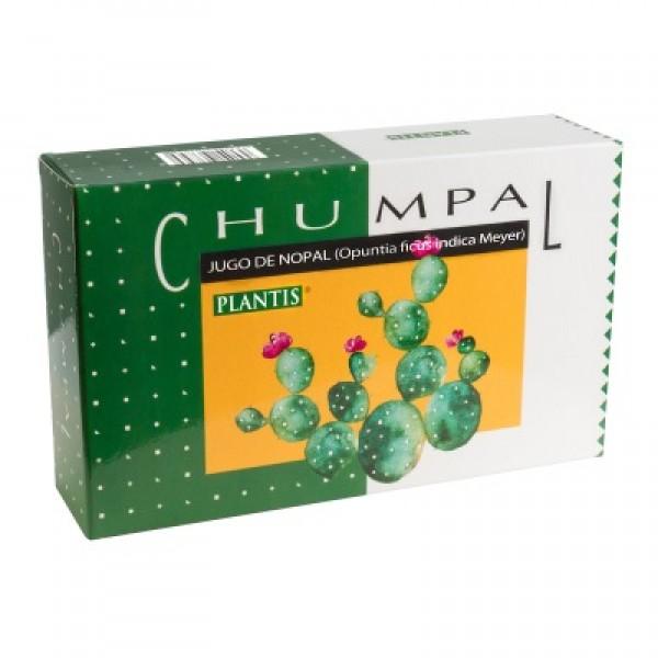 Chumpal (zumo de nopal en ampollas)