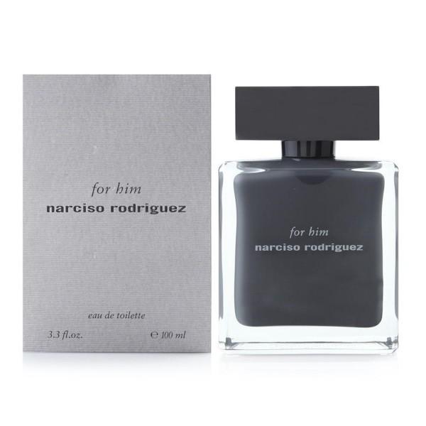 Narciso rodriguez for him eau de toilette 100ml vaporizador