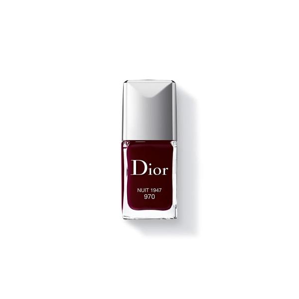 Dior rouge dior vernis laca de uñas 970 nuit 1947