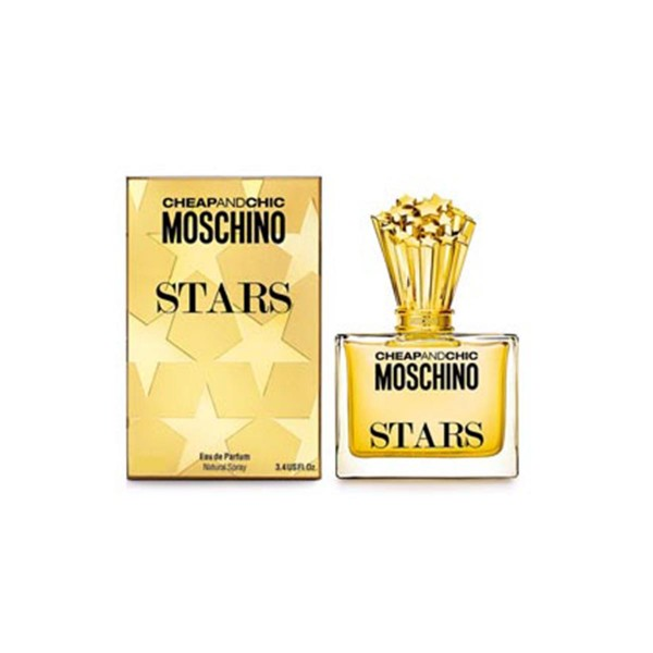 Moschino cheapandchic stars eau de parfum 50ml vaporizador
