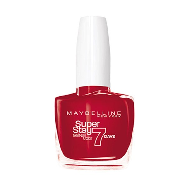 Maybelline superstay gel nail color 7 days 008 rose passion