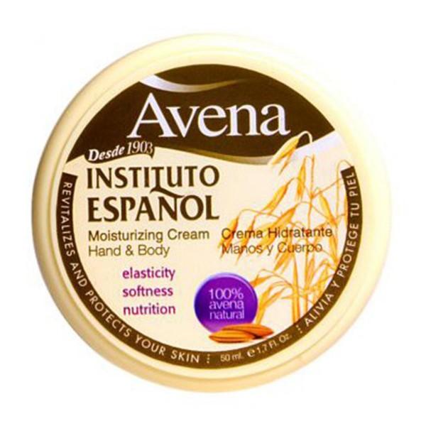 Instituto español avena crema hidratante 50ml