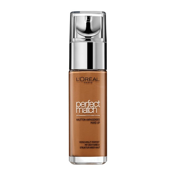 Loreal accord parfait maquillaje fundente 8.5d/w caramel