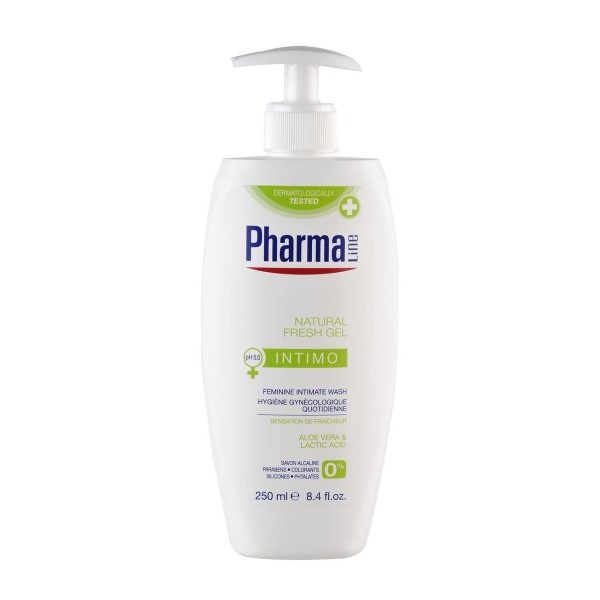Pharmaline natural fresh gel intimo 250ml