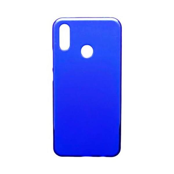 Jc carcasa trasera azul antigolpes huawei p smart 2019