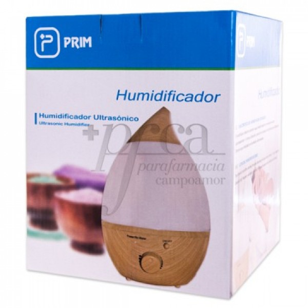 HUMIDIFICADOR ULTRASONICO PRIM