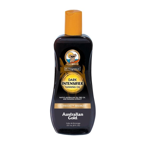 Australian gold intensifier tanning oil 237ml