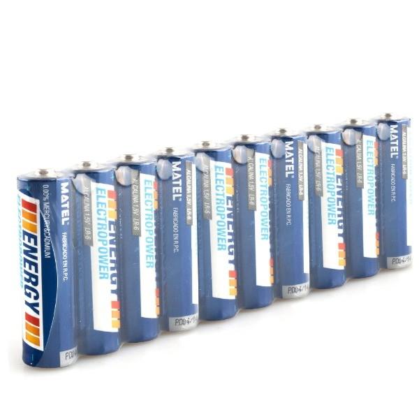 Pila energy alcalina lr06-aa retr.10u.