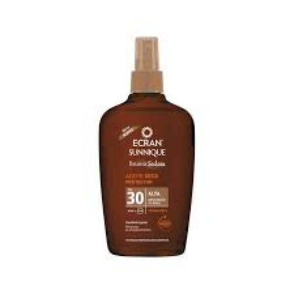 Ecran Sunnique aceite protector  SPF30 , 100 ml