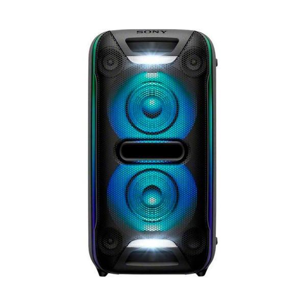 Sony gtk-xb72 altavoz inalámbrico con sonido extra bass luz estroboscópica bluetooth