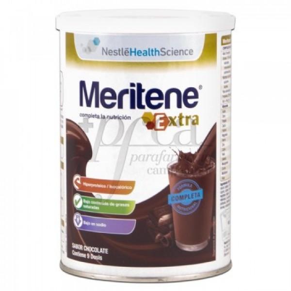 MERITENE EXTRA CHOCO BOTE 450G