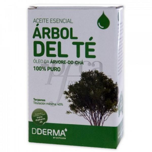 DDERMA ACEITE ARBOL DEL TE 100% PURO 15 ML
