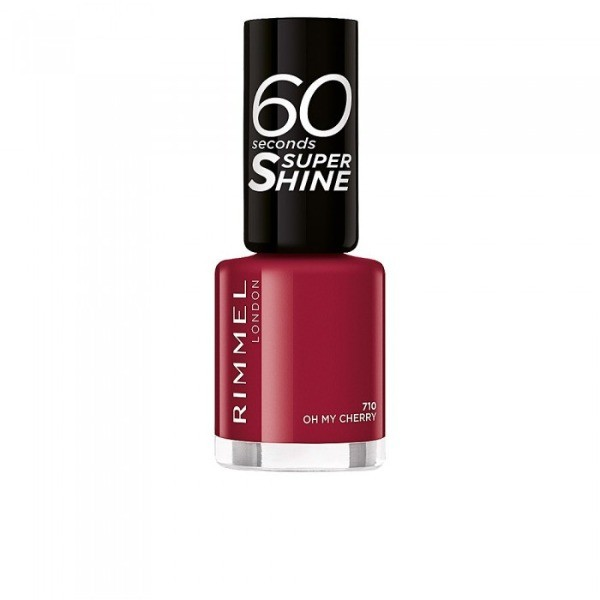 Rimmel  60 Seconds  Oh my Cherri  710
