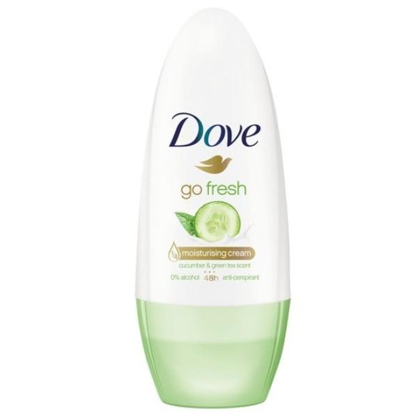 Dove Desodorante  Roll-on  Go Fresh  50 ml