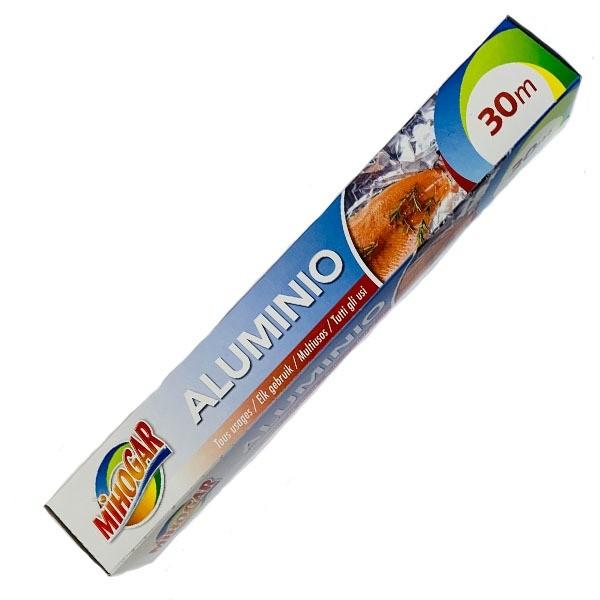 MIHOGAR aluminio 30 m