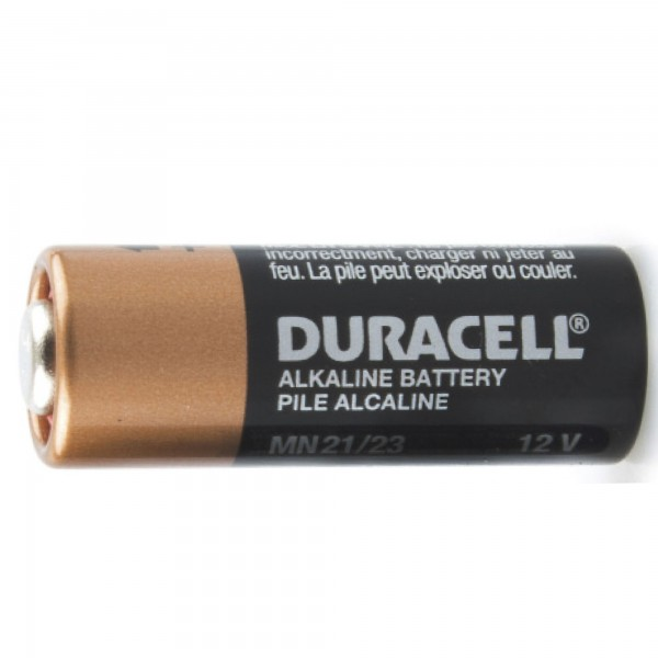 Pila duracell alcalina  mn21 bl.2