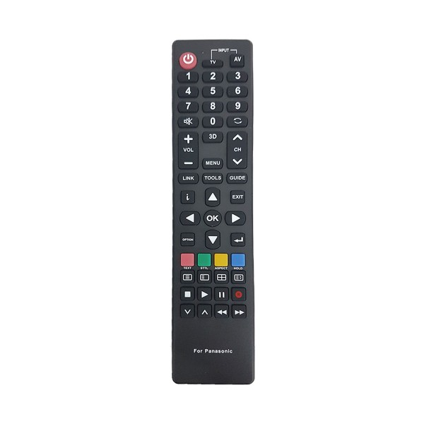 Lauson md211 mando a distancia tv compatible con televisores panasonic