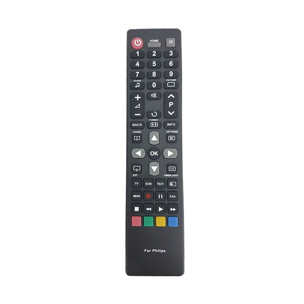 Lauson md212 mando a distancia tv compatible con televisores philips