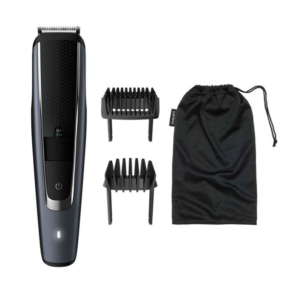 Philips bt5502/16 barbero beardtrimmer series 5000 sistema lift & trim pro 40 posiciones