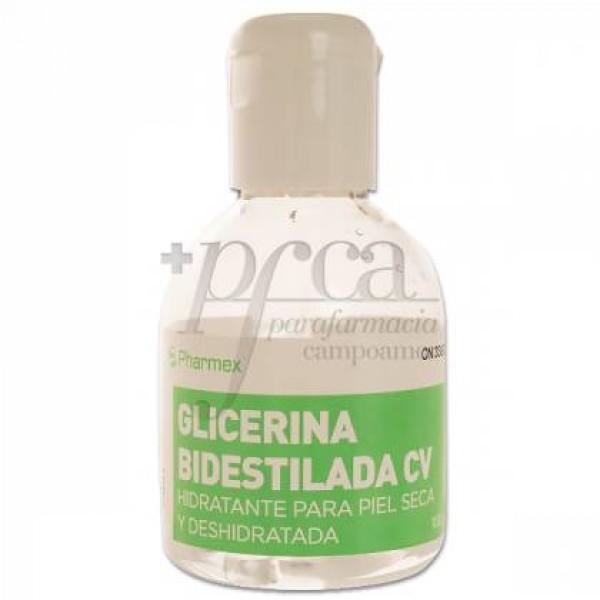 GLICERINA BIDESTILADA CV 100 G