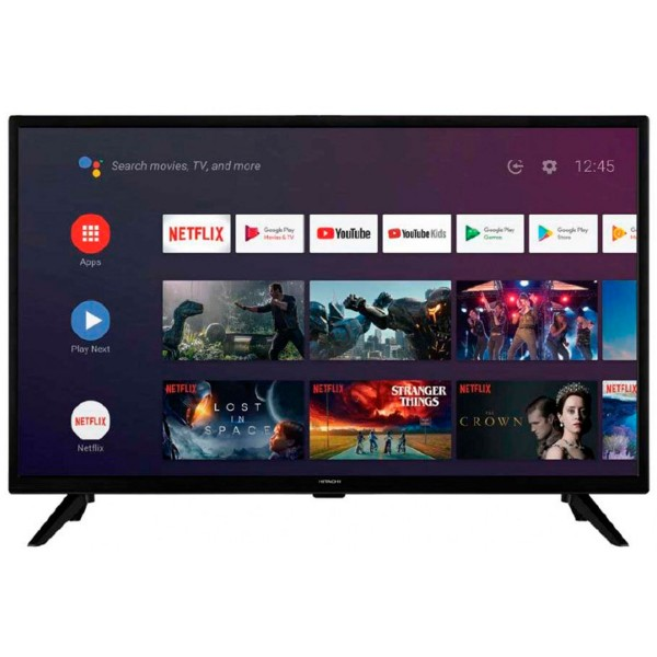 Hitachi 32hae2250 televisor 32'' lcd direct led hd ready smart tv 500hz hdmi usb grabador y reproductor multimedia
