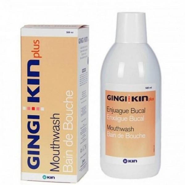 GINGIKIN B5 ENJUAGUE BUCAL 500 ML