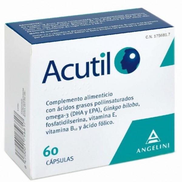 ACUTIL 60 CAPS