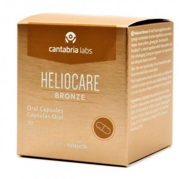 HELIOCARE BRONZE 30 CAPS