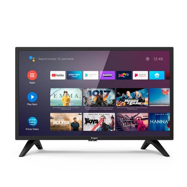 Engel 24le2490atv televisor 24'' led hd ready smart tv hdmi vga usb rca ci+ auriculares