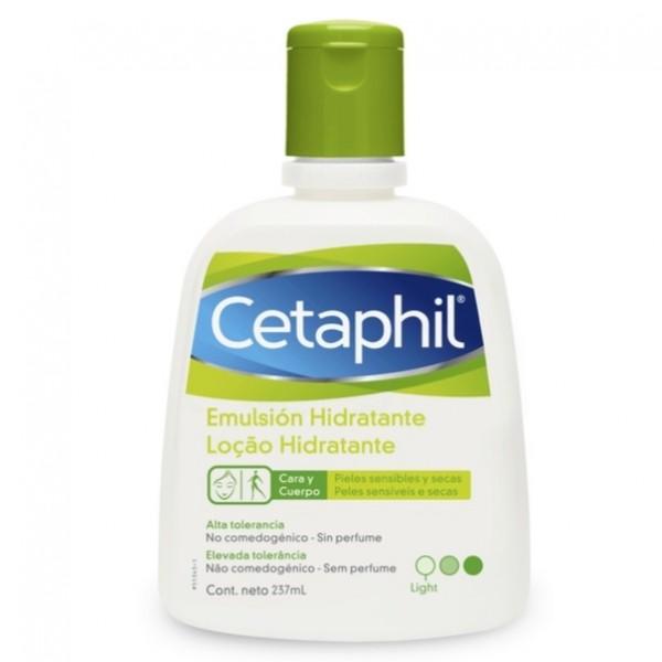 CETAPHIL EMULSION HIDRATANTE 237 ML